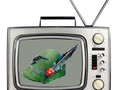 L'ALPINO VA IN TV