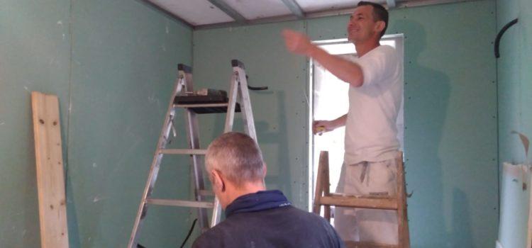 Proseguono i lavori in Valgrosina